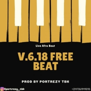 Free Beat: Portrezy TBK - Live Afro Free Beat Produced by Portrezy TBK